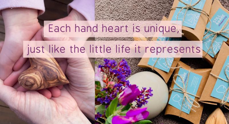 Hand Heart web banner